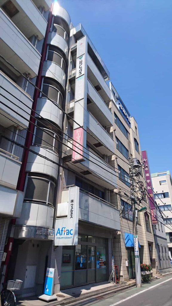 千葉県のラブ探偵事務所が所在するビルのご案内