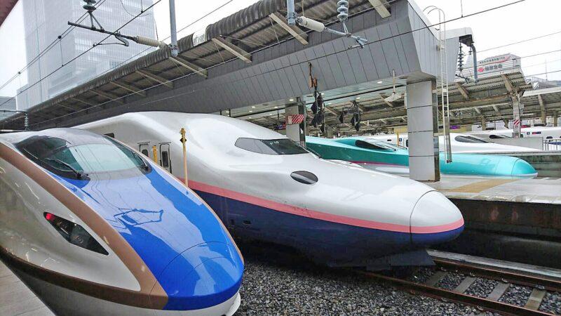 浮気調査や素行調査で対象者が新幹線で行動する場合