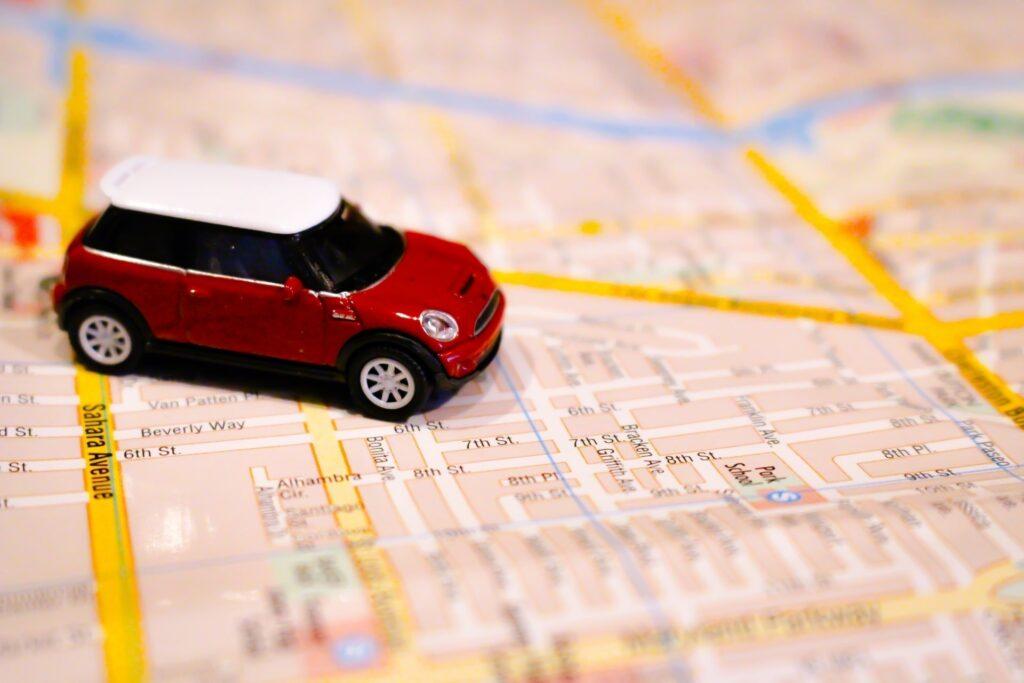 GPS発信機レンタル