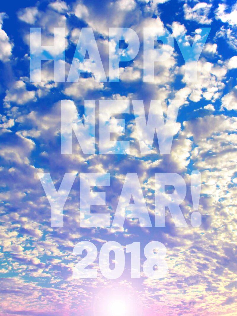 2017年の御礼と年末年始のお知らせ