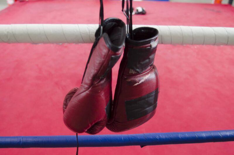 5階級制覇の元プロボクサーがストーカー容疑で逮捕