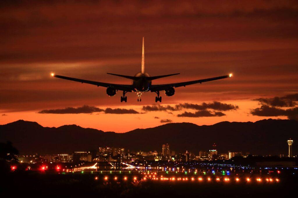空港が関わる調査